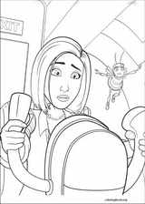 Bee Movie coloring page (011)