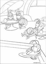 Bee Movie coloring page (014)