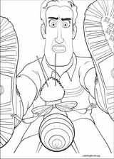 Bee Movie coloring page (016)