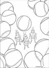 Bee Movie coloring page (022)