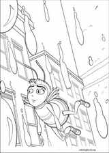Bee Movie coloring page (023)