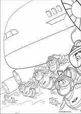 Bee Movie coloring page (024)