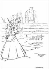 Brave coloring page (003)