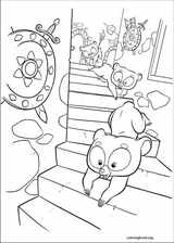 Brave coloring page (008)