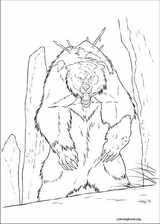 Brave coloring page (011)