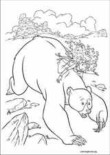 Brave coloring page (014)