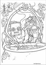 Brave coloring page (027)