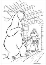 Brave coloring page (030)