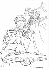 Brave coloring page (045)