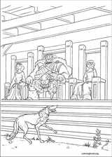 Brave coloring page (054)