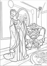 Brave coloring page (065)