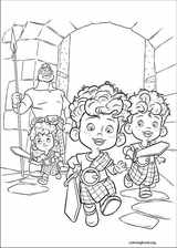 Brave coloring page (069)