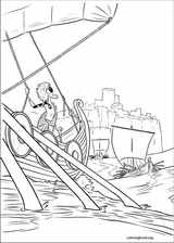 Brave coloring page (080)