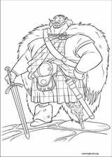 Brave coloring page (081)