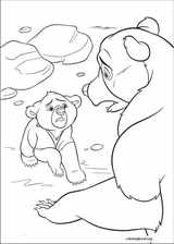 Brother Bear 2 coloring page (006)