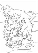 Brother Bear 2 coloring page (014)