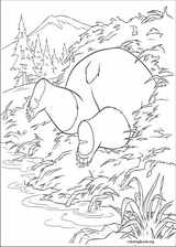 Brother Bear 2 coloring page (023)