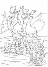 Brother Bear 2 coloring page (025)