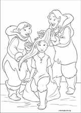 Brother Bear 2 coloring page (037)
