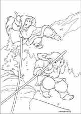 Brother Bear 2 coloring page (038)