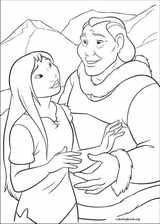 Brother Bear 2 coloring page (043)