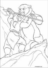 Brother Bear 2 coloring page (045)