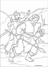 Brother Bear 2 coloring page (049)
