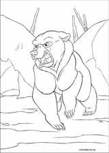 Brother Bear 2 coloring page (050)