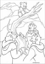 Brother Bear 2 coloring page (051)