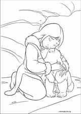 Brother Bear 2 coloring page (056)