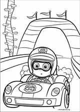 Bubble Guppies coloring page (002)