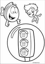Bubble Guppies coloring page (013)