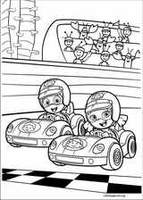 Bubble Guppies coloring page (018)