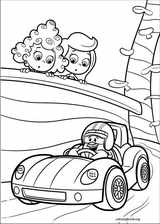 Bubble Guppies coloring page (020)