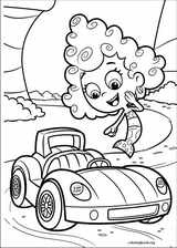 Bubble Guppies coloring page (025)