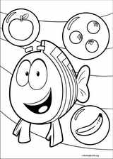 Bubble Guppies coloring page (042)