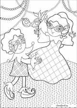 Carnival coloring page (005)