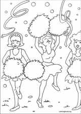 Carnival coloring page (012)