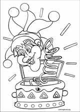 Carnival coloring page (015)