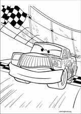 Cars coloring page (005)