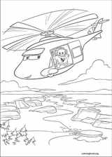 Cars coloring page (010)