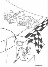 Cars coloring page (012)