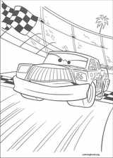 Cars coloring page (013)