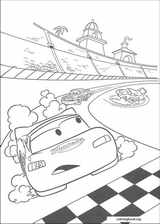 Cars coloring page (014)