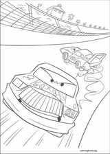 Cars coloring page (015)
