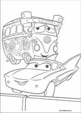 Cars coloring page (022)