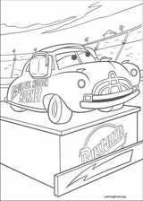 Cars coloring page (025)