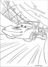 Cars coloring page (027)