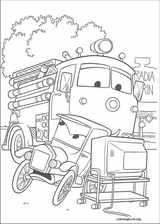 Cars coloring page (028)