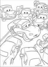 Cars coloring page (031)